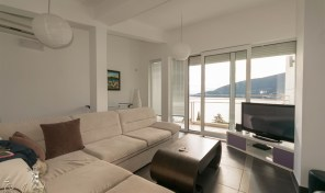 FOR RENT – Comfortable two bedroom apartment with panoramic sea view – Herceg Novi