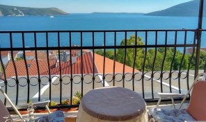 Apartments for sale Herceg Novi – One bedroom apartment with panoramic sea view, Savina