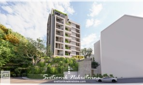 Flats for sale Budva – High quality flats under construction, Rafailovici