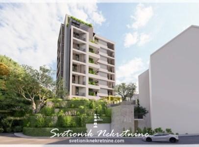 Prodaja stanova Budva Visokokvalitetni stanovi u izgradnji Rafailovici 5