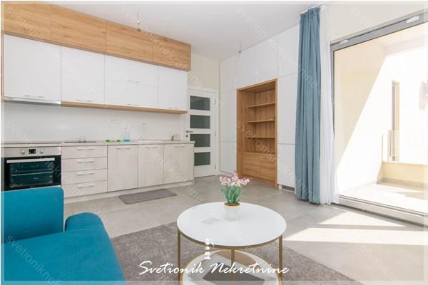 Prodaja stanova hercegnovska rivijera - Luksuzan stan u novogradnji sa panoramskim pogledom na more, Djenovici