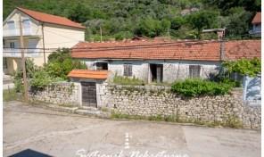 Kamena kuca sa pogledom na more – Baosici, Herceg Novi