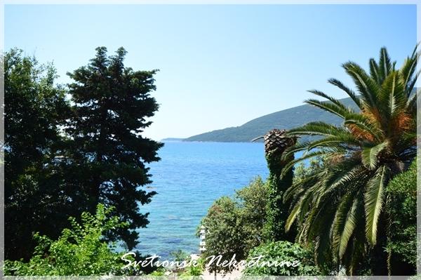 Prodaja kuca Herceg Novi - Kuca na obali mora, Skver