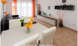Namesten i opremljen jednosoban stan – Savina, Herceg Novi
