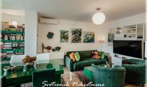 Dugorocno izdavanje stanova – Luksuzno opremljen dvosoban stan – Herceg Novi, strogi centar