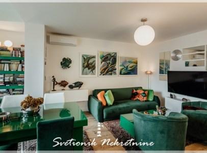 Dugorocno izdavanje stanova - Luksuzno opremljen dvosoban stan - Herceg Novi, strogi centar