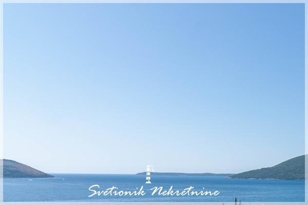 Prodaja stanova Herceg Novi - Stan sa pogledom na more - Savina