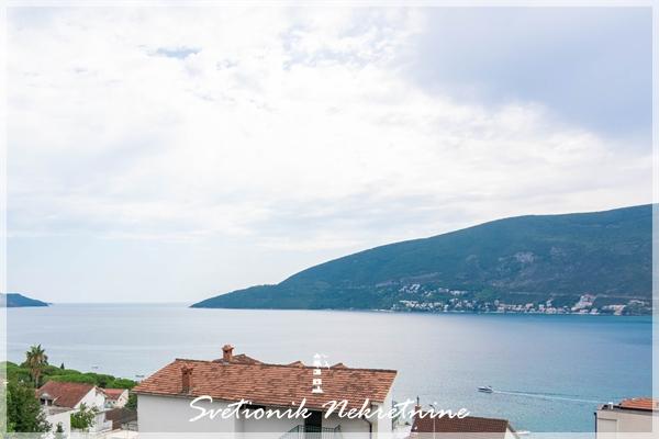 Prodaja stanova Herceg Novi - Stan sa pogledom na more, Topla 2, Herceg Novi