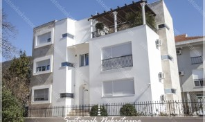 Luxury two bedroom duplex only 50m from the sea – Tivat