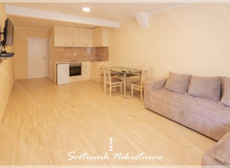 Prodaja stanova Herceg Novi - Jednosoban stan u novogradnji, Igalo