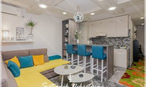 Kompletno renoviran i sredjen dvosoban stan – Savina, Herceg Novi