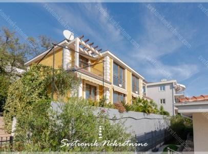 Prodaja stanova hercegnovska rivijera - Luksuzan dupleks sa pogledom na more