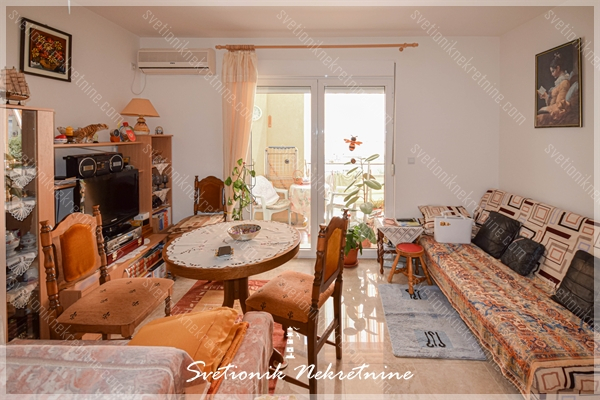 Prodaja stanova Igalo - Jednosoban stan u novogradnji