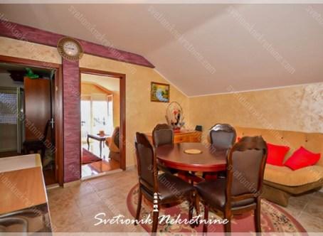 Prodaja stanova Herceg Novi - Jednosoban stan sa pogledom na more, Meljine