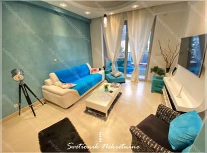 Prodaja stanova Budva - Jednosoban stan u zgradi Harmonija na Zavali