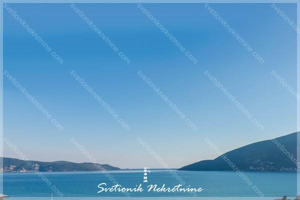 Prodaja stanova Herceg Novi - Stan u novogradnji sa prelepim pogledom na more, Igalo