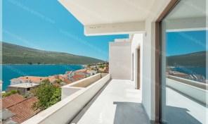 Luksuzni stanovi u novogradnji u neposrednoj blizini mora – Baosici, Herceg Novi