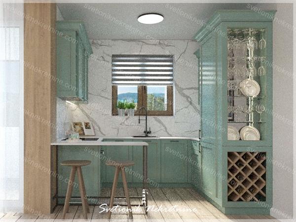 Prodaja stanova Herceg Novi - Luksuzan jednosoban stan sa pogledom na more, Djenovici