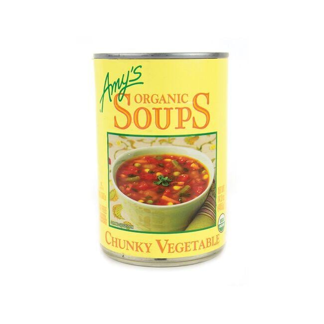 amy's kitchen soup natural pine cabinets amy s organic fat free chunky vegetable 14 3 oz can kitchenorganic