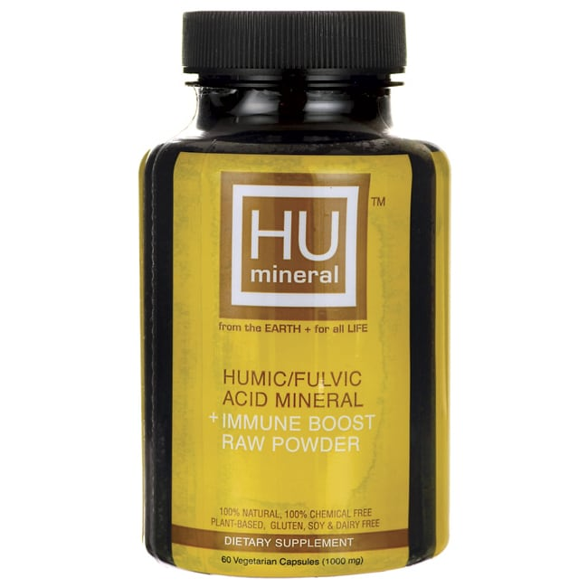 HUmineral Humic/Fulvic Acid Mineral + Immune Boost Raw ...
