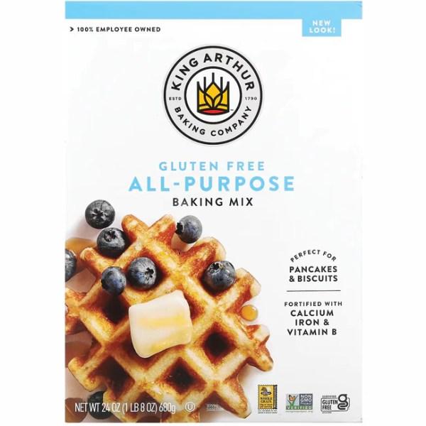 King Arthur Flour Gluten Free AllPurpose Baking Mix 24 oz