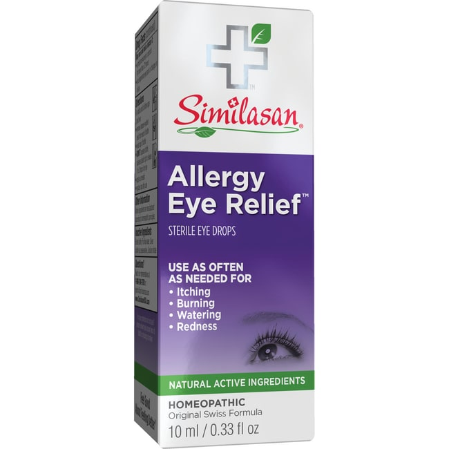 Similasan Allergy Eye Relief 10 ml Liquid - Swanson Health Products
