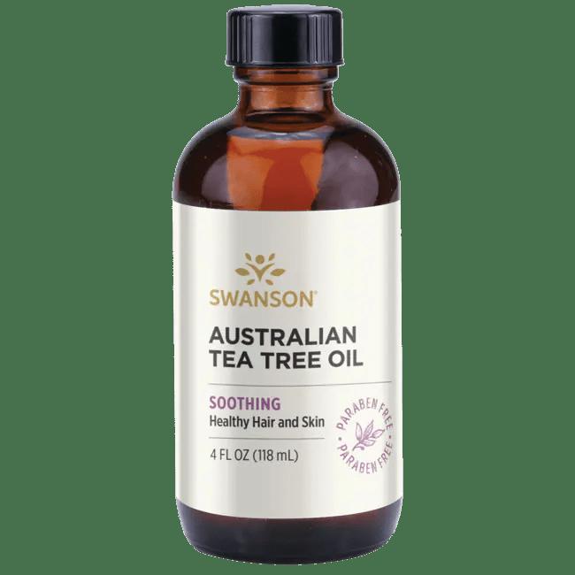 Swanson Ultra Tea Tree Oil 4 fl oz (118 ml) Liquid ...