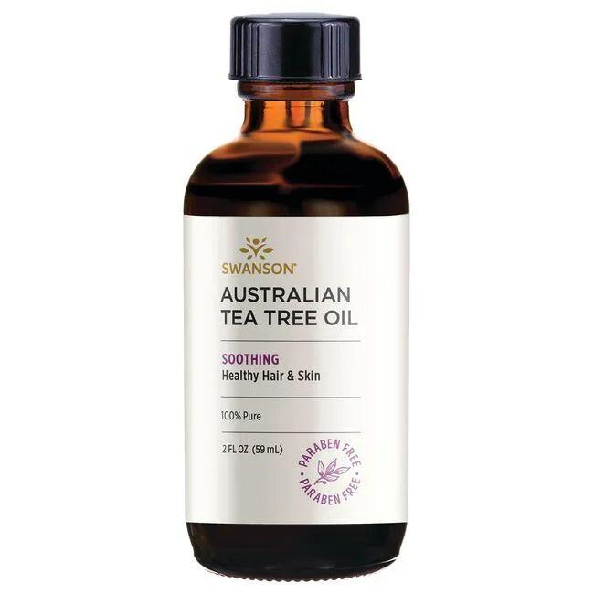Swanson Ultra Tea Tree Oil 2 fl oz Liquid - Swanson Health ...