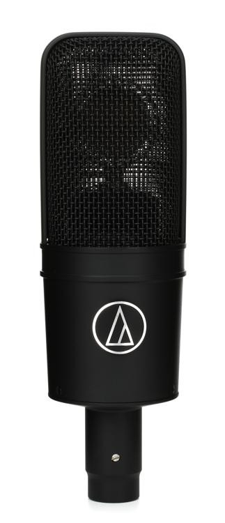 Audio-Technica AT4040 Large-diaphragm Condenser Microphone   Sweetwater
