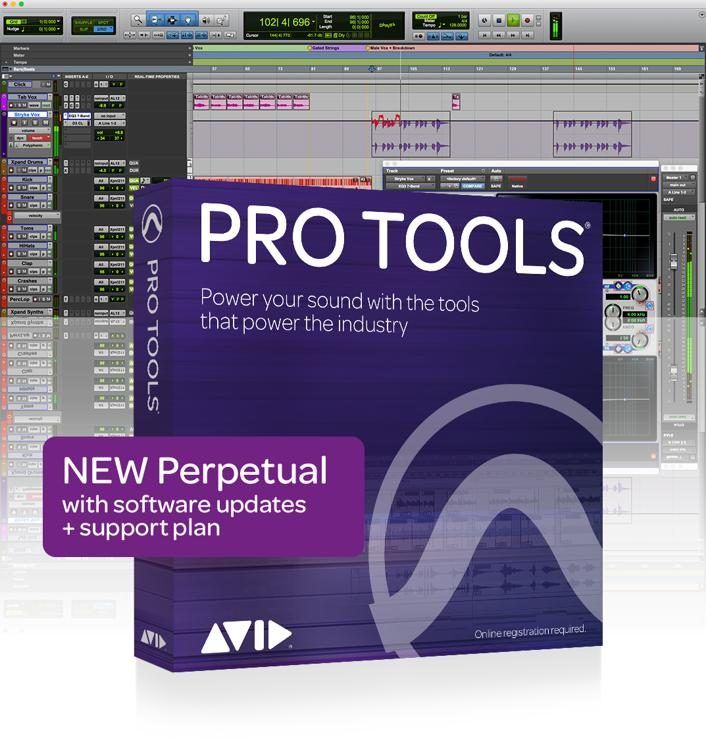avid pro tools with