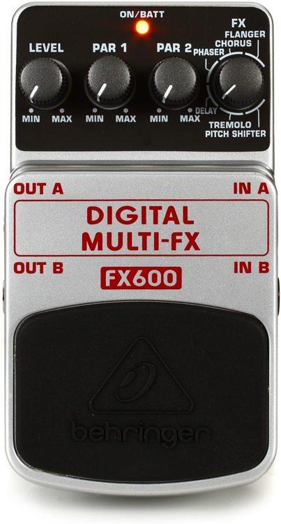 fx600 digital multi fx