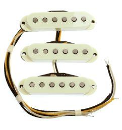 fender custom shop josefina limited edition hand wound fat 50s stratocaster pickup set image [ 1753 x 1800 Pixel ]