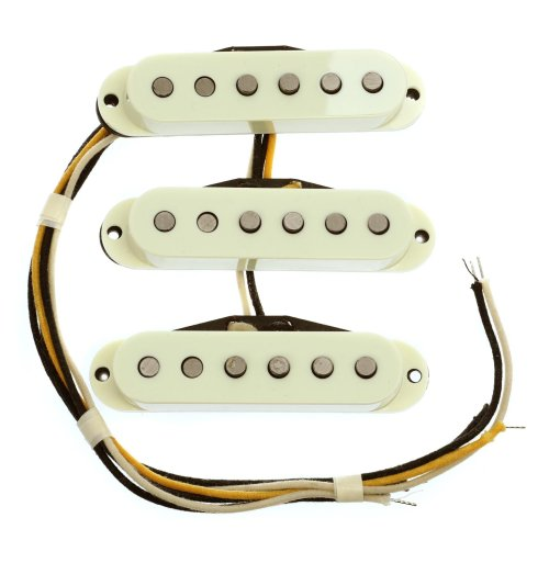 small resolution of fender custom shop josefina limited edition hand wound fat 50s stratocaster pickup set image