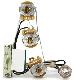 mojo tone solderless strat wiring harness standard [ 1548 x 1800 Pixel ]
