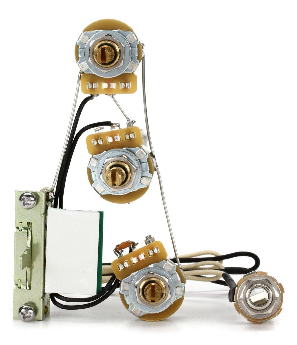medium resolution of mojo tone solderless strat wiring harness standard