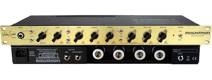 rocktron valvesonic plexi rackmount