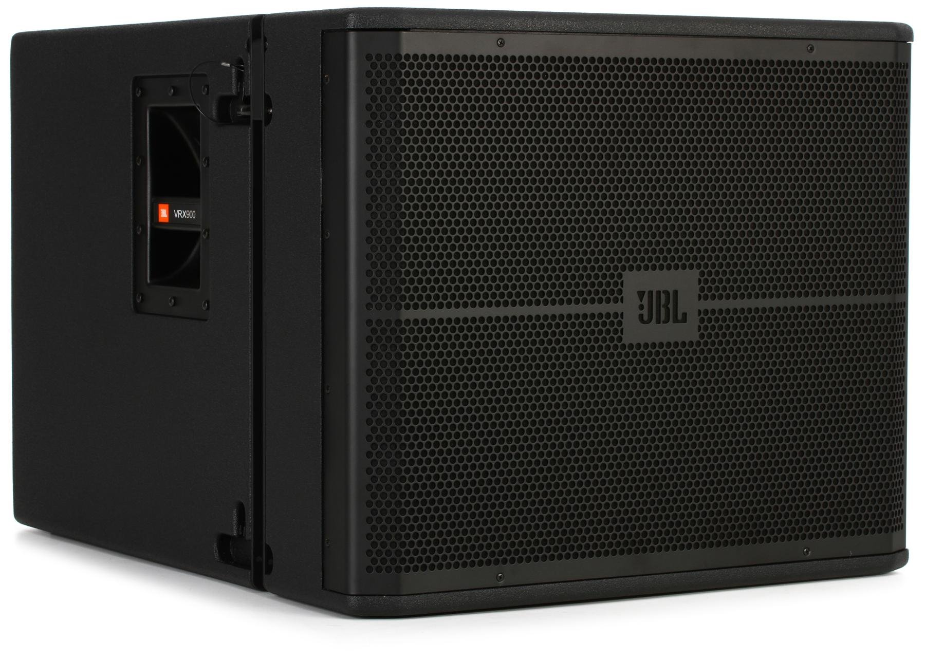 hight resolution of jbl vrx918s 3200w 18 passive subwoofer image 1