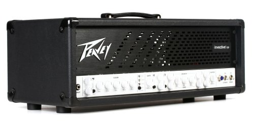 small resolution of peavey invective 120 120 watt tube head image 1