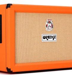 orange ppc212 120 watt 2x12 cabinet orange image 1 [ 1800 x 1247 Pixel ]