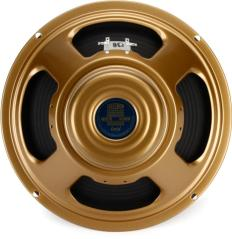 The Celestion Alnico Gold for a Deluxe Reverb
