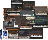 Arturia V Collection 5 Software Instrument Bundle ...