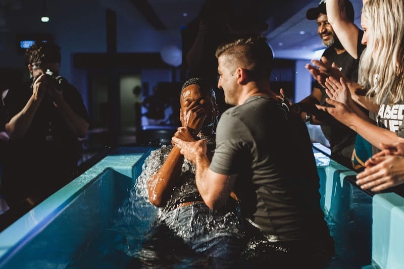 what is baptism biblical