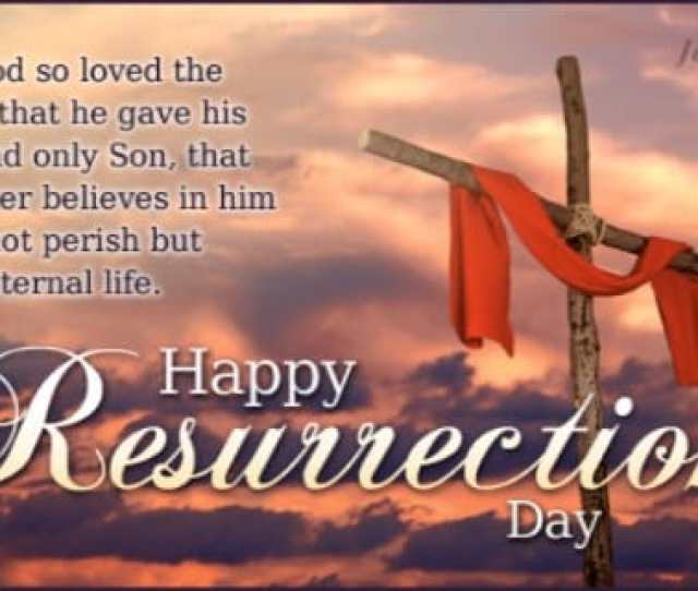 Happy Resurrection Day Ecard Free Easter Cards Online