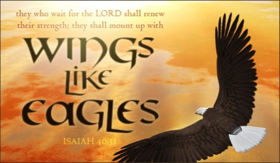 Free Isaiah 4031 ECard EMail Free Personalized