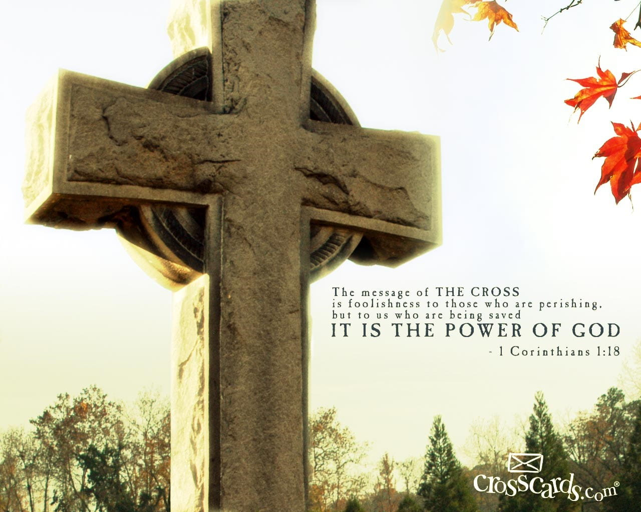 Free Desktop Wallpaper Scripture Fall Power Of God Bible Verses And Scripture Wallpaper For