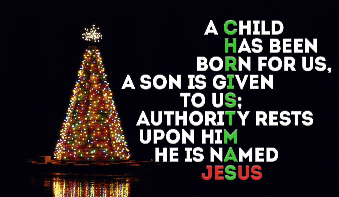 jesus is what christmas