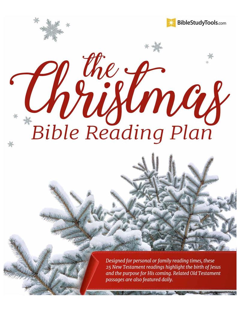 the christmas bible reading