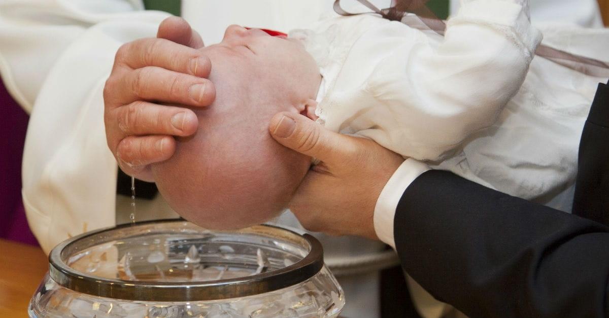 christening vs baptism how