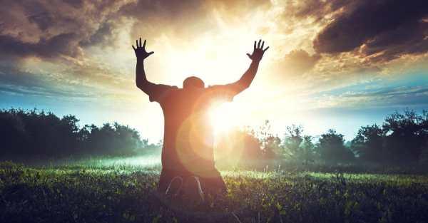 A Prayer to Praise God