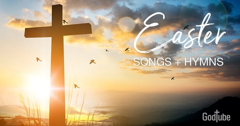 20 easter hymns your